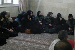 دیدار جمعی از شیعیان لبنانی مقیم آلمان و ایتالیا با حضرت آیت الله العظمی دوزدوزانی تبریزی