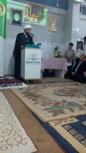 سفر هیات اعزامی مرجع عالیقدر جهان تشیع حضرت آیت الله العظمی دوزدوزانی تبریزی به کشور ترکیه