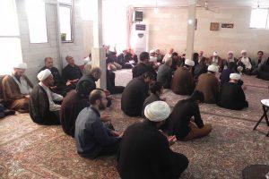 مجلس عزا به مناسبت شهادت امام جواد علیه السلام-آیت الله العظمی دوزدوزانی تبریزی
