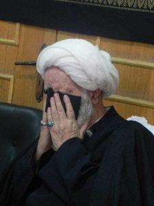 مجلس عزای شهادت حضرت فاطمه زهرا - فاطمیه اول 1397