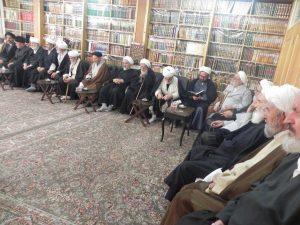 مجلس عزا شهادت امام هادی 97 - 01