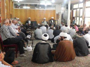 دیدار جمعی از هیئات تبریز