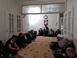 مجلس شهادت امام باقر علیه السلام در تبریز