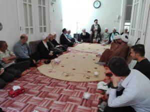 مجلس عزای شهادت امام جواد علیه السلام در تبریز