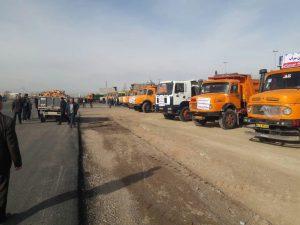 گزارش کمک رسانی دفتر آیت الله العظمی دوزدوزانی تبریزی به مناطق زلزله زده سراب و میانه