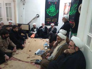 مجلس عزا شهادت حضرت فاطمه سلام الله علیها 1441-تبریز