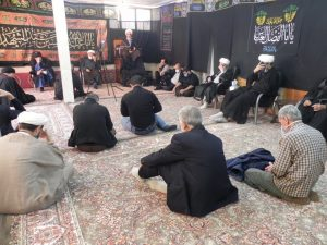مجلس عزای شهادت رسول الله و امام حسن مجتبی 1442