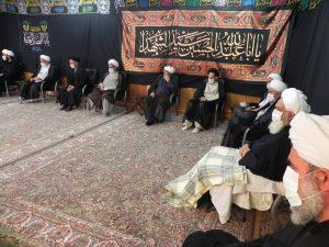 مجلس عزای شهادت امام سجاد علیه السلام 1442