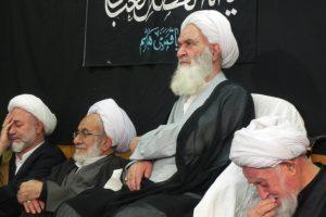 برگزاری مراسم سوگواری دهه ی آخر ماه صفر ۱۳۹۳